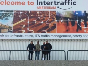 Amsterdam Intertraffic 2014